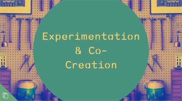 Product Hubs: Experimentation & Co-Creation