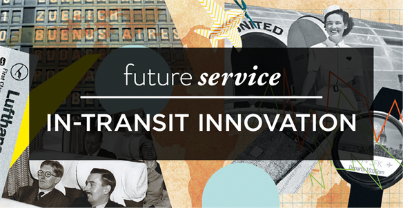Future Service: In-Transit Innovation