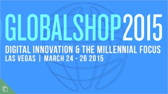 GlobalShop, 2015: Digital Innovation