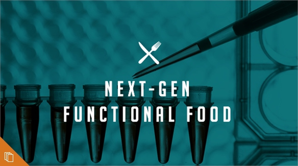 Next-Gen Functional Food