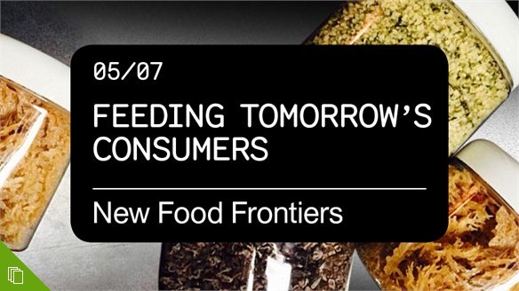Feeding Tomorrow's Consumers