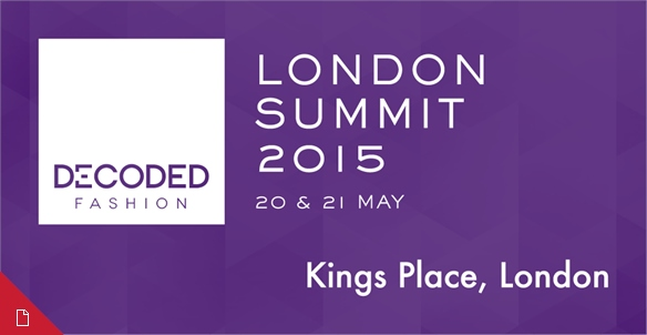 Decoded Fashion London Summit 2015