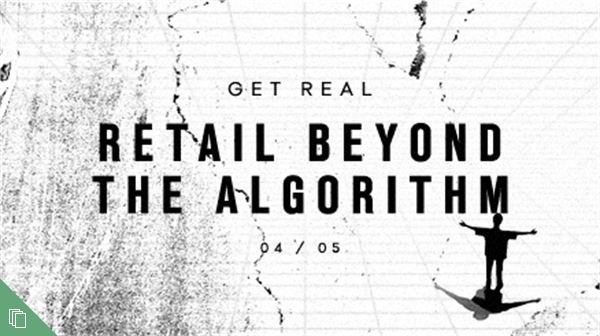 Retail Beyond the Algorithm: Serendipity & Exploration