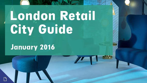 Retail City Guide: London, January 2016
