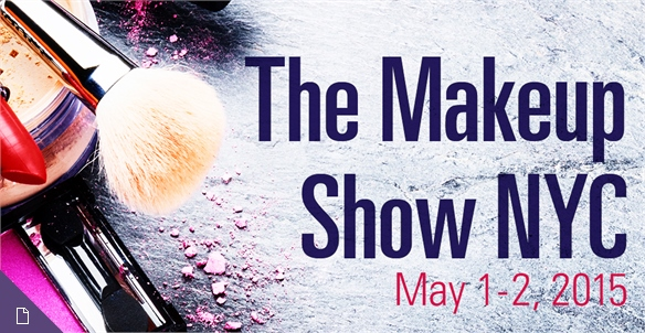 The Makeup Show NYC, 2015