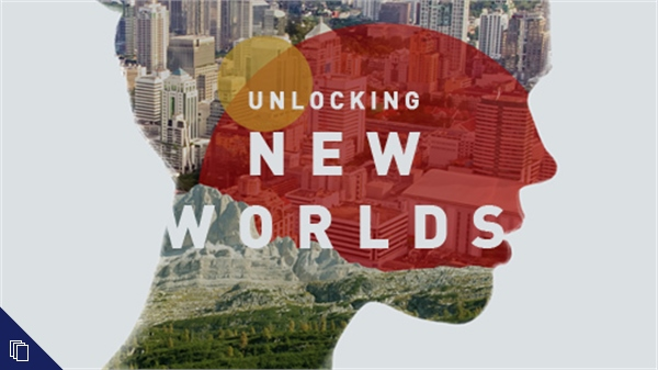 Unlocking New Worlds
