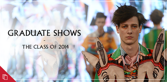 Graduate Shows: The Class of 2014