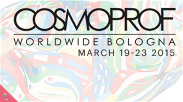 Cosmoprof Worldwide 2015