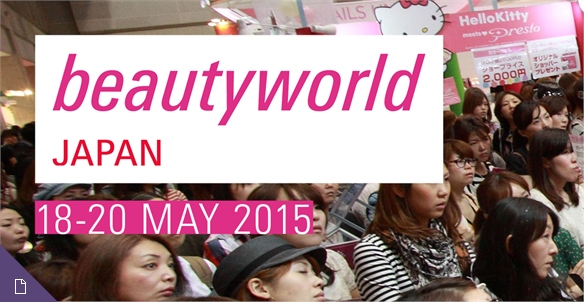 Beautyworld Japan 2015