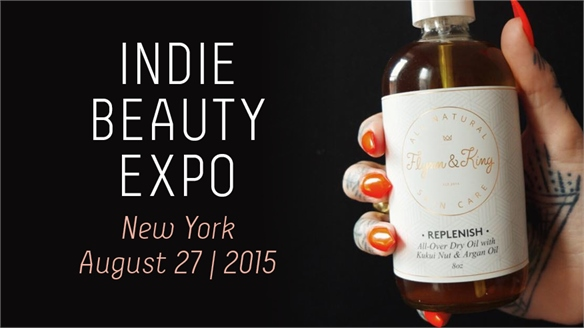 Indie Beauty Expo, New York