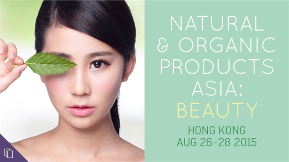 Natural & Organic Products Asia: Beauty