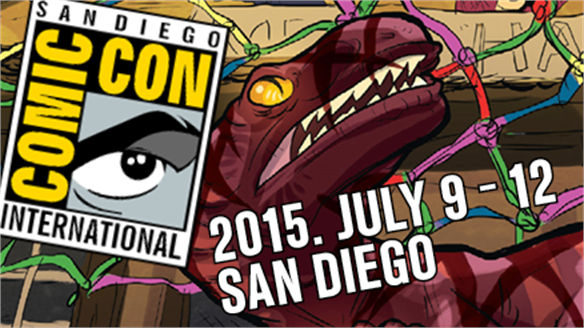 Comic-Con International 2015