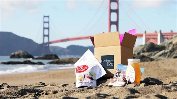 GothamBox: Food Subscription Service