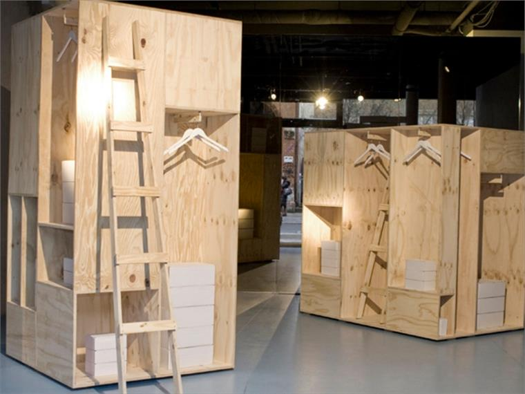 Used Cnc Router >> Zalando Pop-Up Store, Berlin | Stylus | Innovation Research & Advisory