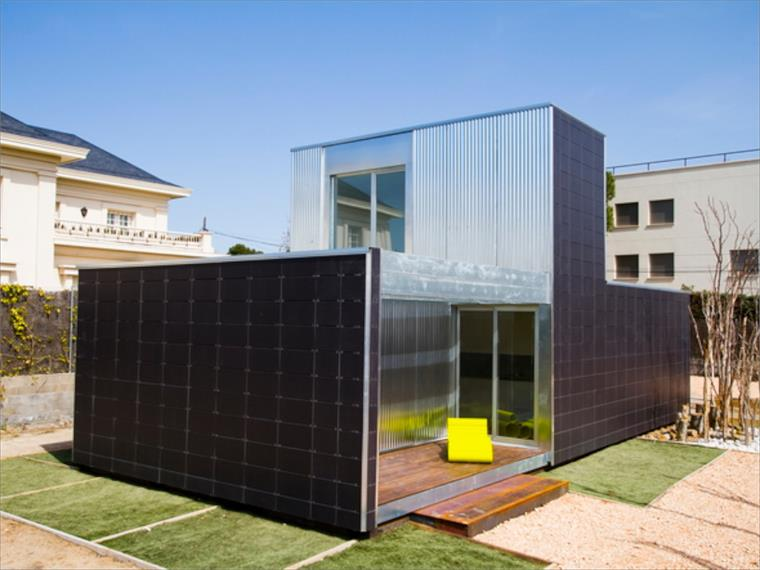 Quick build modular homes spain stylus innovation research advisory - Quick built homes ...