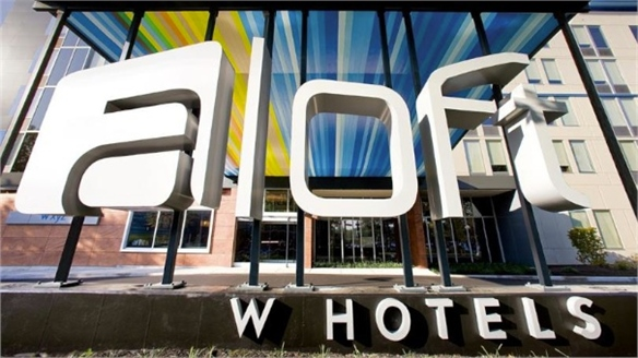 Aloft Expands in China