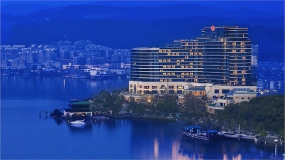 Starwood Opens HQ in China