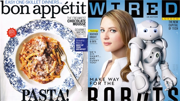 Wired x Bon Appetit Unites Food & Tech
