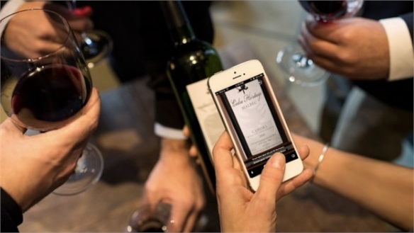 Drync App Allows In-Situ Wine Buying
