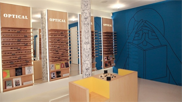 Retail/Hotel Hook-Up: Warby Parker at The Standard