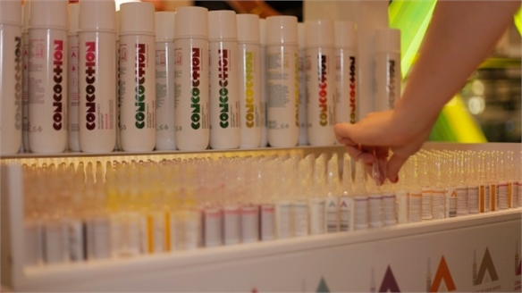 Selfridges' Personalised Haircare Lab