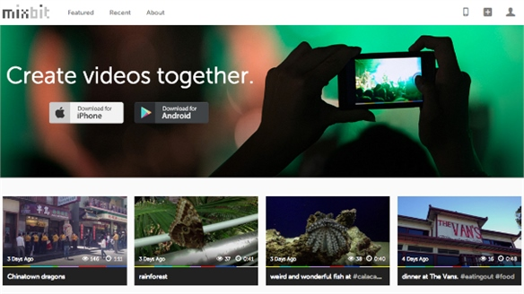 MixBit: Social Video Remixing