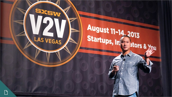 SXSW V2V: The Next Entrepreneurial Revolution