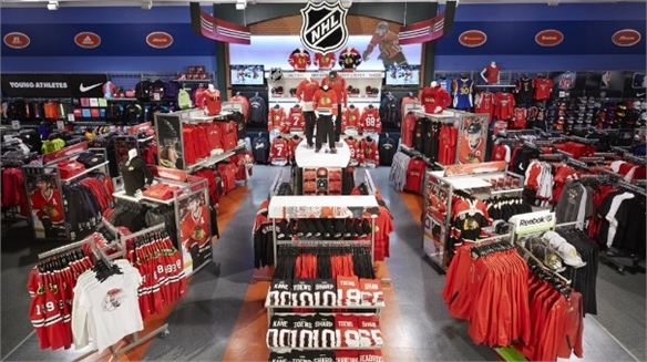 Dick's x NHL Sports Hockey Partnership