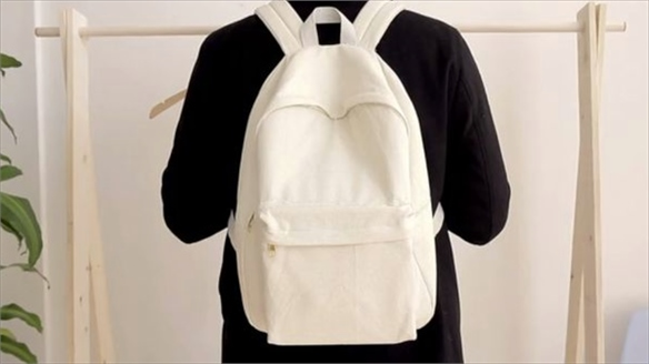 A Better Backpack: the Lifelong Bag