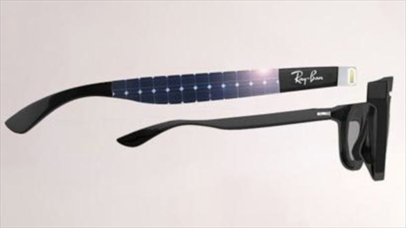 Solar-Powered Sunglasses