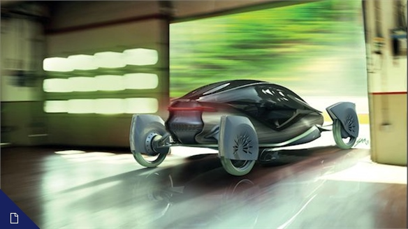 RCA Vehicle Design: Transport Futures