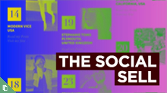 The Social Sell