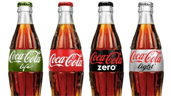 Stevia-Sweetened Coca-Cola