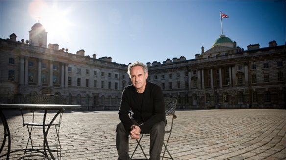 Ferran Adria at Somerset House