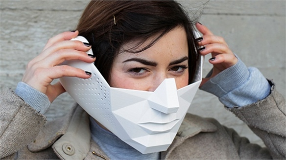 Enhancing the Senses: Eidos Masks
