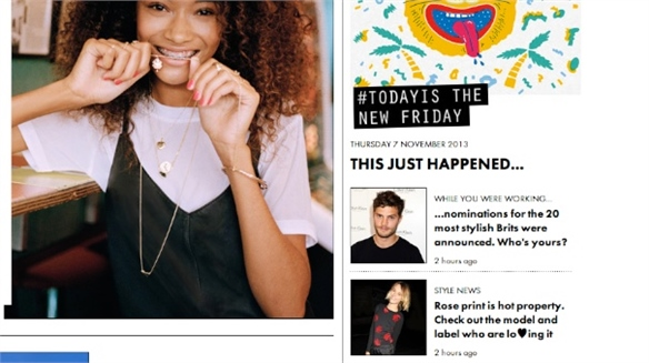 Retailer to Media Brand: Asos News Channel