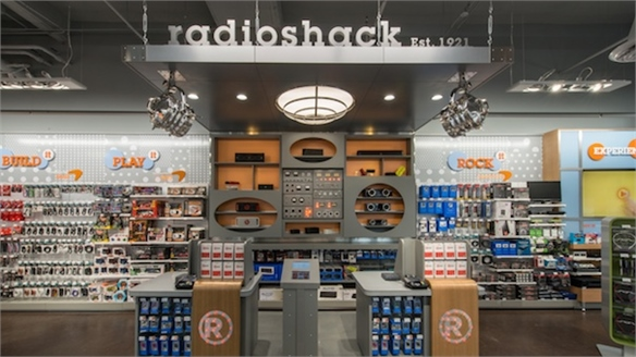 RadioShack's Technology Playground