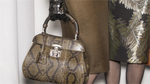 Kering Creates Snakeskin Trade Alliance