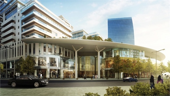 Azerbaijan's First Luxury Mall