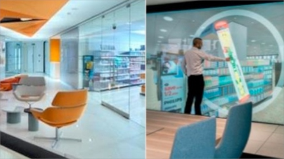 GlaxoSmithKline's Shopper Lab, UK