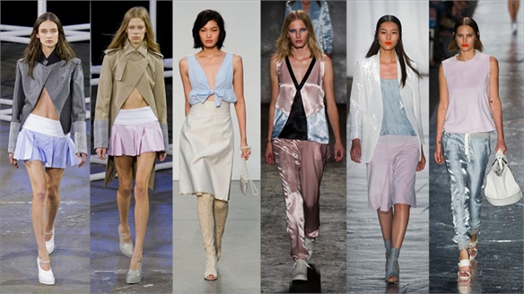 Top Takeaways from NYFW S/S 2014