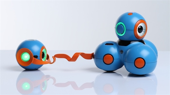 Teaching Code: Child-Friendly Robots