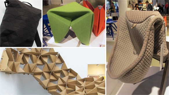 DDW 2013: Flex, Facet & Fold