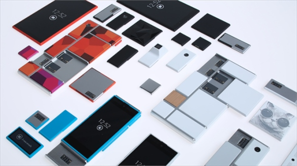 Project Ara by Motorola
