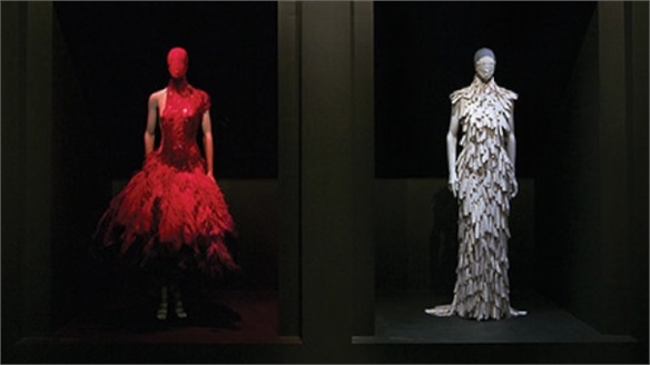 McQueen Sponsors London Frieze