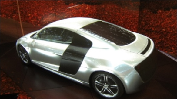 3D Preview Tech for Customised Cars