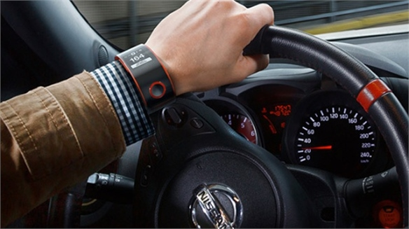 Nissan Launches Smartwatch for Drivers