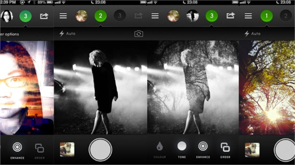 Goldfrapp Launches Photo App