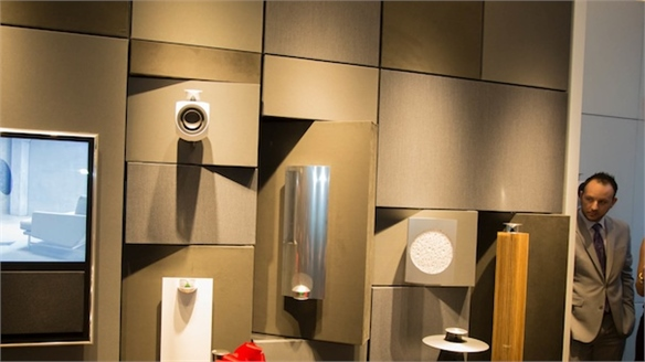 Bang & Olufsen: Audio-luxe Retail