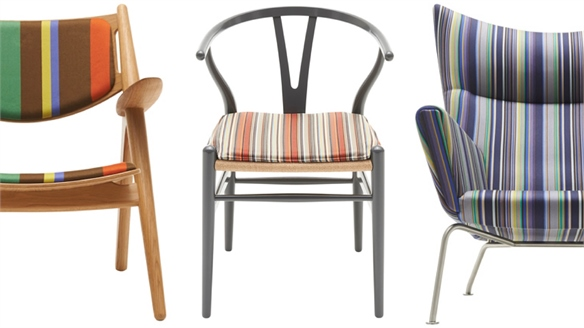 Milan 2014 Preview: Paul Smith x Hans J Wegner